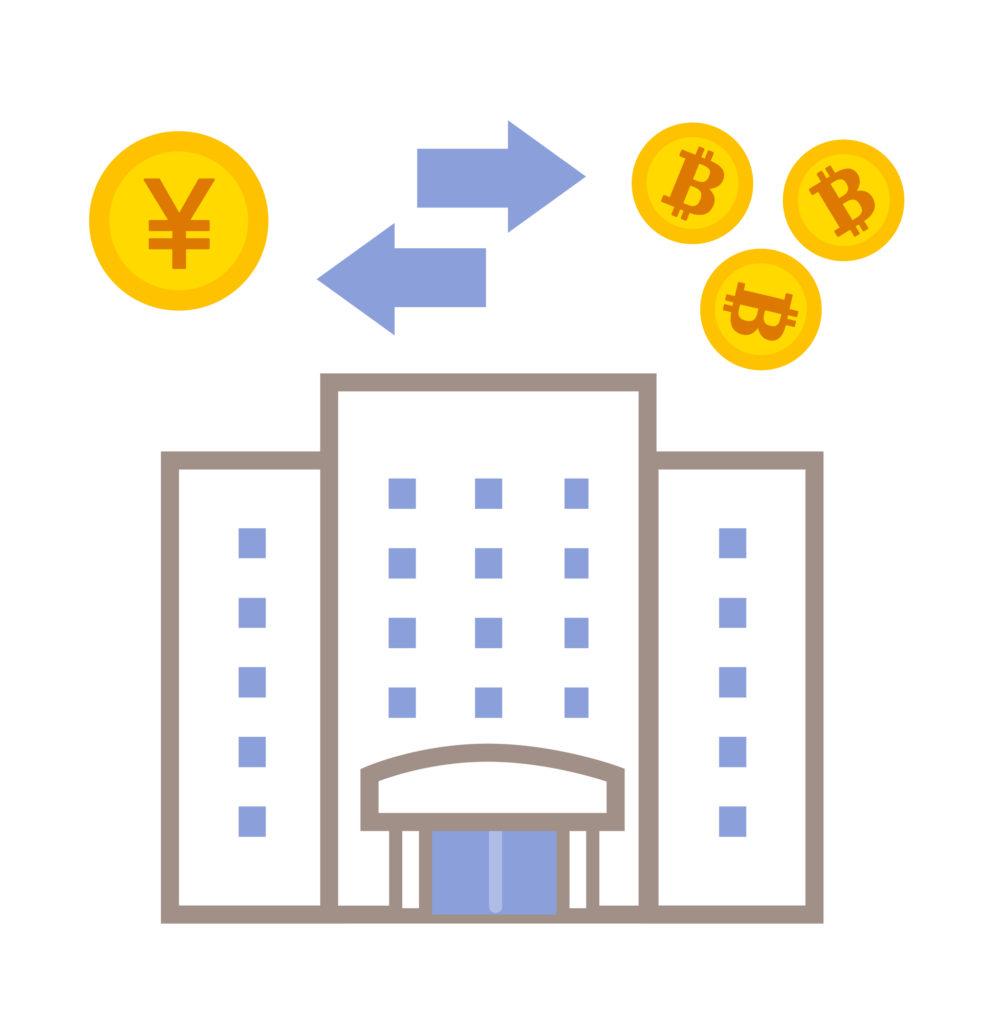 仮想通貨取引所は驚愕の利益!しかし力なき取引所は儲からず潰れる